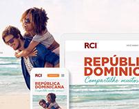 Landing Page • República Dominicana