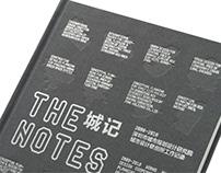 《联创所 - 城记》 - 企业画册