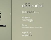 Essencial - UX