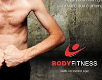 Body Fitness. WiFi Grátis