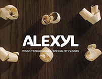 Artwork ALEXYL Wood Floors