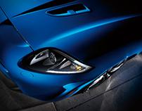 Jaguar XK on-line commercial