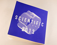 Scientific Type Calendar