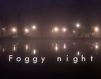 Foggy Cluj