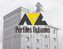 Perfiles Urbanos_Contructora_Branding