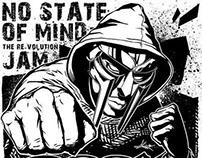 MF Doom print