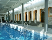 Kelly's Hotel Rosslare - Leisure Centre Interior Refurb