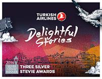 Turkish Airlines - Delightful Stories