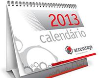 Calendario 2013 Accesstage