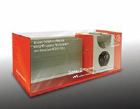 Sony Ericsson packages. Empaques para Sony Ericsson