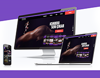 Ultimate Nutrition Website