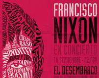 Poster | Francisco Nixon