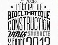 Bioclimatique Construction