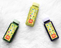 Tasty Detox -mock project-