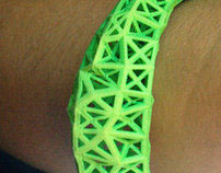 Pyramidal Bracelet