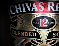 Chivas Regal Whisky - Maria Mancini Cigars