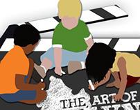 The Art of Brooklyn Film Festival poster