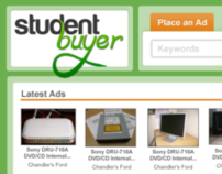 Student Buyer Redesign