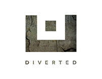 Diverted Logo