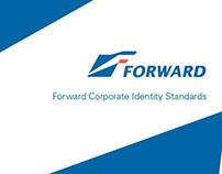 Brand identity - Shipping Company