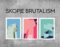 Skopje BRUTALISM