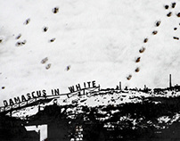 Damascus in white
