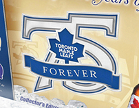 Molson Pleasure Pack: Toronto Maple Leafs 75th