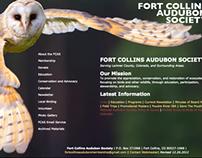 Fort Collins Audubon Society website