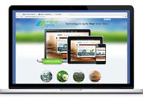 Energy Solar Web Design