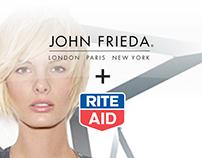 John Frieda+Rite Aid