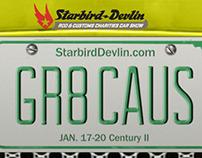 Starbird Devlin Charity Car Show