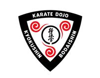 """""""Kyokushin Bodaishin Karate Dojo"""" Logo Restyle"""