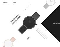 Sliding Layout Concept / #365designdays