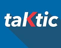 Taktic Apps Branding