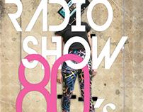 RADIO SHOW 80's/90's