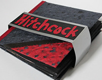 Alfred Hitchcock Carousel/Accordion Book