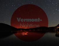 Vermont - Nighttime