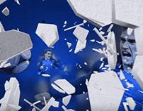 Euro 2016 - photos 2d vers cinématique 3D
