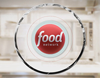 Food Network ReBrand | Branding Campaign