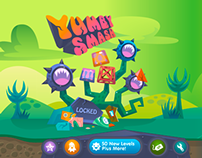 Yumby Smash iOS/android game app
