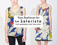 Yana Beylinson x Le Galeriste