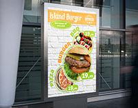 "Template ""Burger Menu Vol1"""