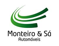Monteiro & Sá Logo
