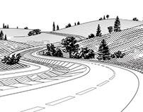 Normes en matière de construction de routes (MTQ)
