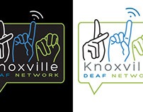Knoxville Deaf Network - Logos