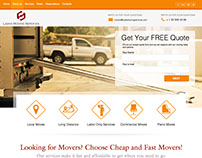 Design site moving service