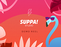 SUPPA! DEMO REEL