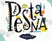 Coleção Pestana - Projeto de Grad. em Design Gráfico