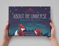 Clever Fox's Tales - About The Universe