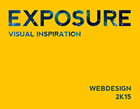 EXPOSURE VISUAL INSPIRATION I 2015